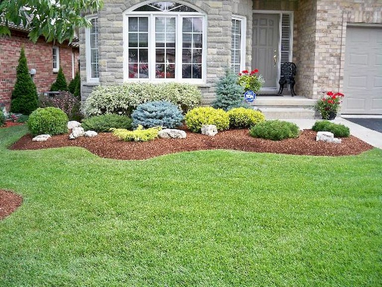 43+ Amazing Front Yard Landscaping Ideas on a Budget ...