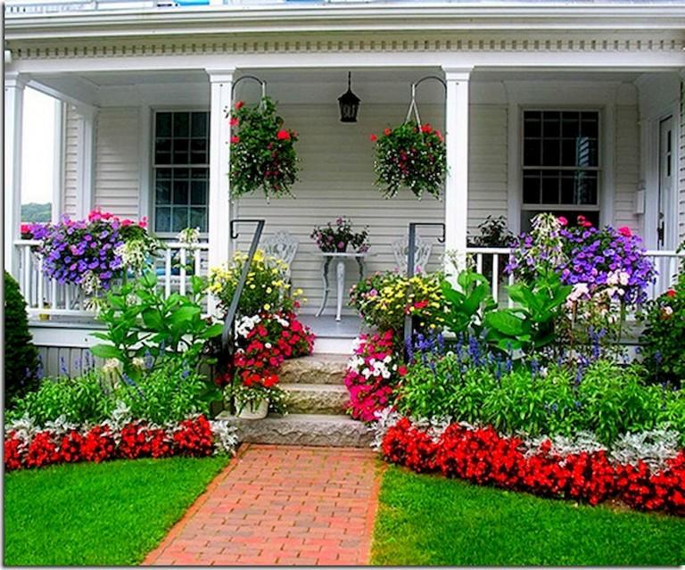 20+ Beautiful DIY Flower Garden Ideas Design For Beginners ...