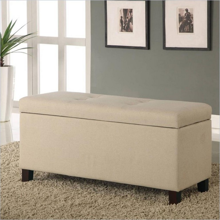 22 exciting and cheap bedroom storage bench seat ideas